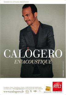2011 CALOGERO en acoustique