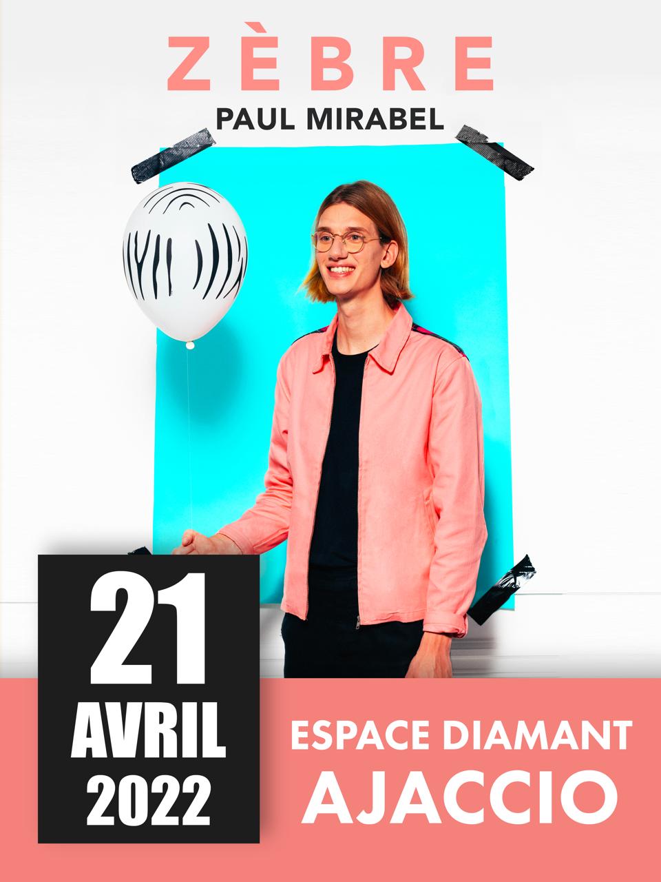 Paul Mirabel - Bastia
